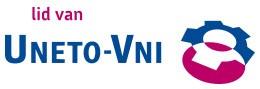 Wij zijn lid van Uneto VNI