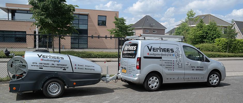 verhees-rioolreiniging